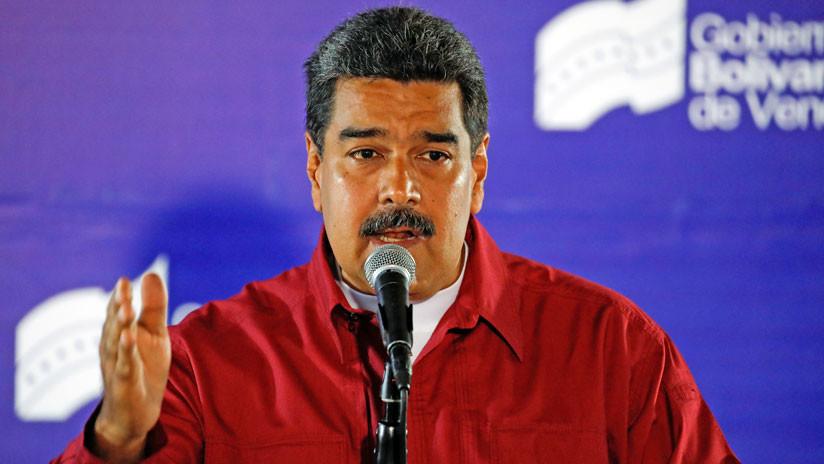 Maduro llama al pueblo colombiano a construir un