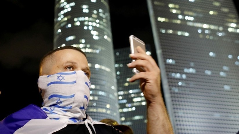 """""""Una vergüenza para los judíos"""": Consulado israelí acosa a reportero de RT por tuitear sobre Gaza"""