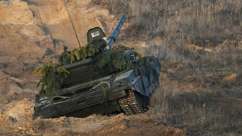 El Ejército ruso ya cuenta en su arsenal con los modernos tanques T-72B3M