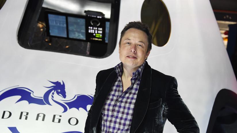 La NASA realizará una revisión de seguridad en SpaceX tras un video de Elon Musk fumando marihuana