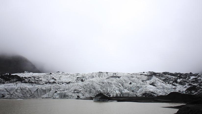 Descubren que un glaciar de Islandia emite una enorme cantidad del gas que destruye la atmósfera