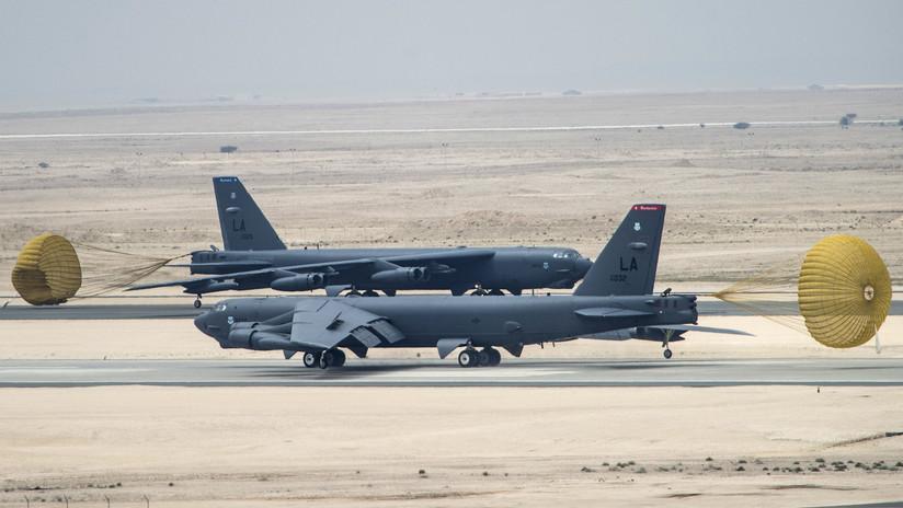 Dos bombarderos de EE.UU. sobrevuelan las cercanías de China