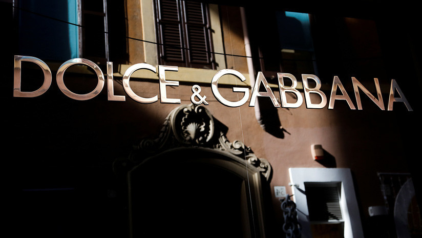 Insultó Dolce   Gabbana a China   La marca culpa a unos  hackers ... 3655a845b3dfd