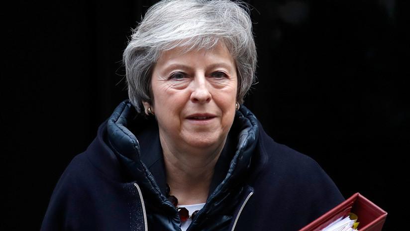Theresa May asegura que no excluirá a Gibraltar de la negociación sobre la relación futura con la UE