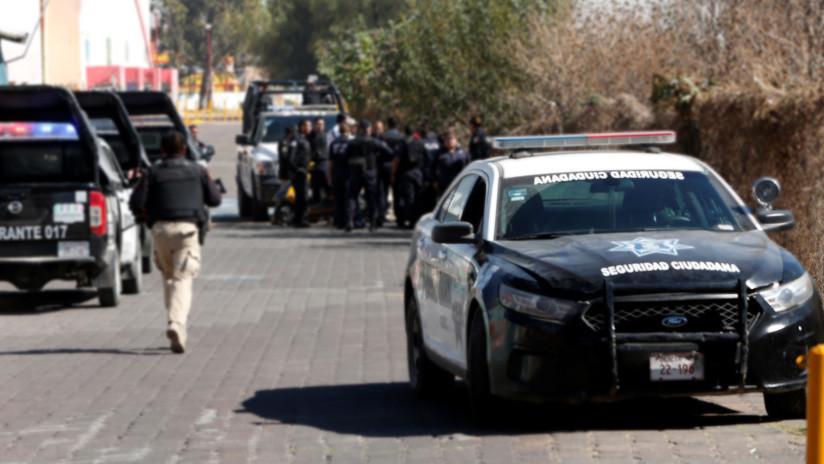 Cerca de 600 migrantes centroamericanos son detenidos en el sur de México