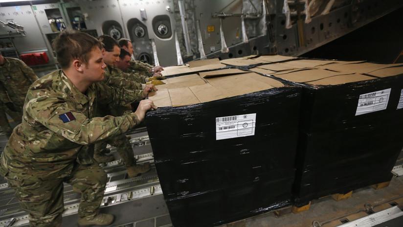 Dinamarca suspende la exportación de armas a Arabia Saudita