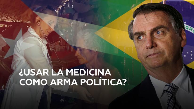 Bolsonaro: ¿La salud de los brasileros en riesgo por animadversiones políticas?