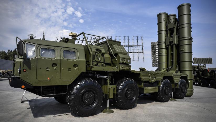 Turquía revela la fecha en que recibirá el primer lote de sistemas antiaéreos rusos S-400