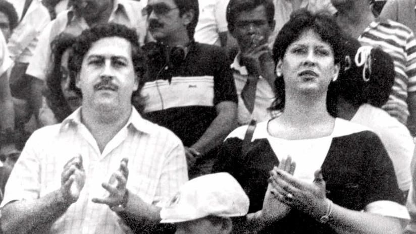 """La viuda de Pablo Escobar revela cuál fue la """"última alegría"""" del narco días antes de su muerte"""