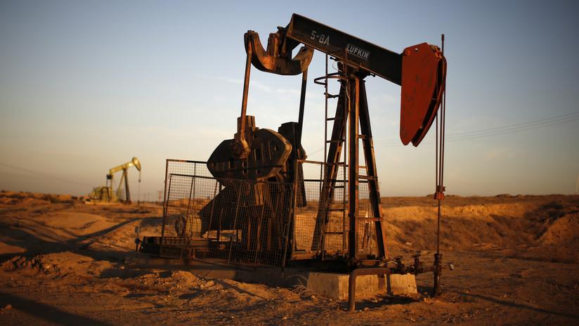 El precio del petróleo Brent cae por debajo de 60 dólares