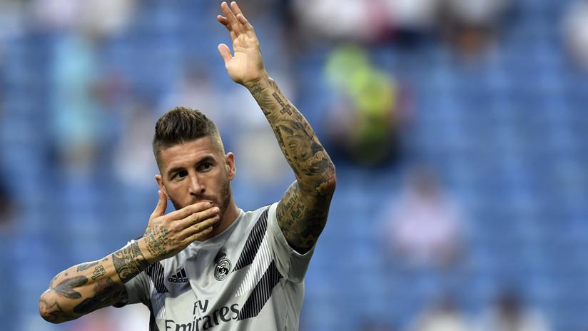 Sergio Ramos niega las acusaciones de dopaje y considera llevar el caso a los tribunales