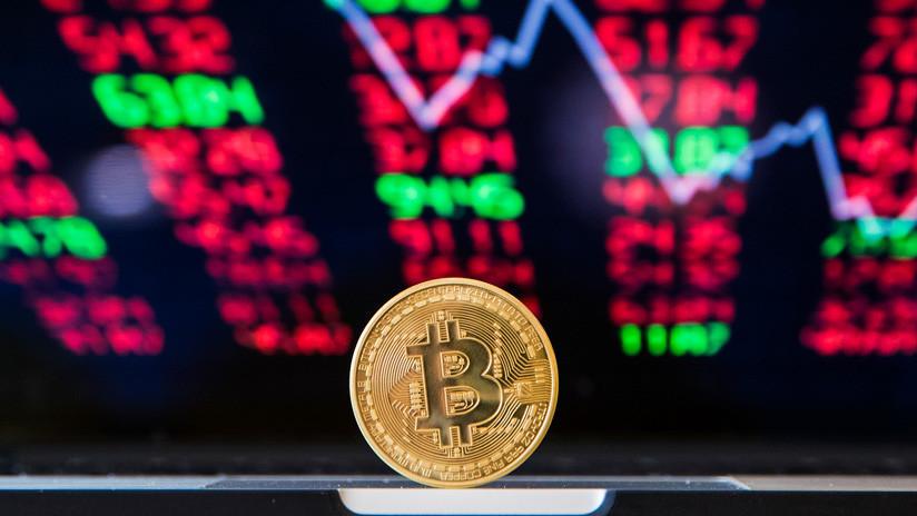 El bitcóin pierde más del 10% de su valor y cae por debajo de los 4.000 dólares