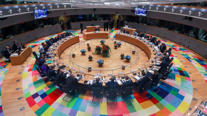 """Presidente del Consejo Europeo: Los líderes de la UE """"avalan"""" el acuerdo del Brexit con Reino Unido"""
