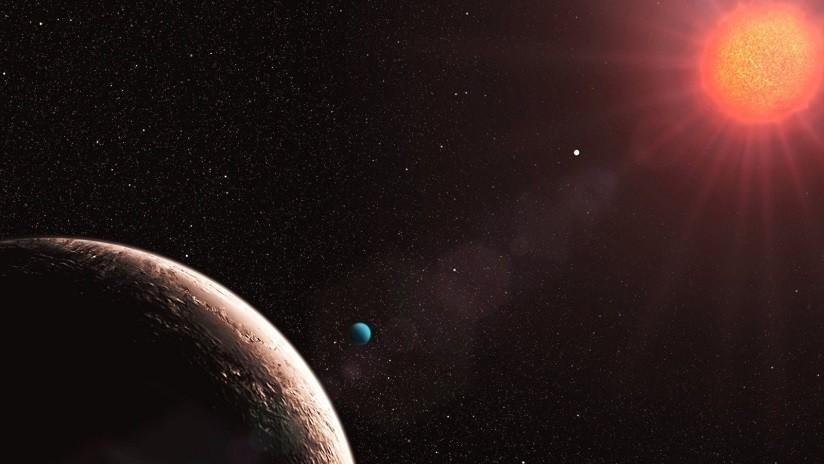 En búsqueda de señales de vida: comprueban que un exoplaneta tiene agua en su atmósfera