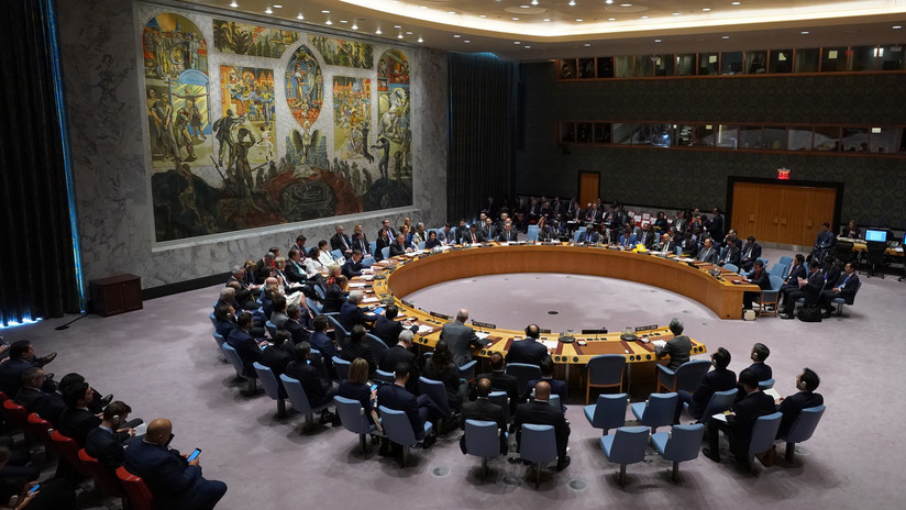 Rusia solicita reunión del Consejo de Seguridad de la ONU tras situación en el estrecho de Kerch