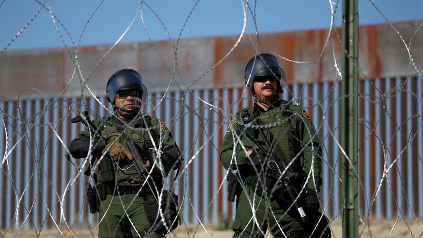 Trump amenaza con cerrar permanentemente la frontera con México