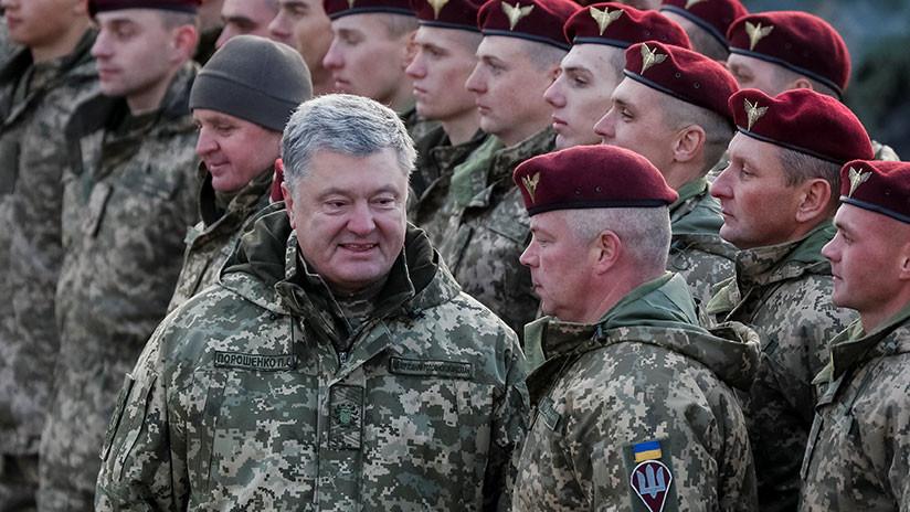 El presidente de Ucrania decreta la ley marcial: ¿Qué implica y qué poderes otorga?