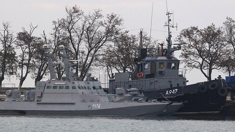 """Rusia advierte sobre las """"graves consecuencias"""" de intentar provocar un conflicto por Kerch"""