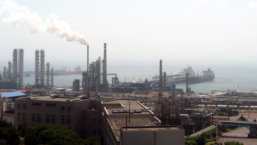 La china CNPC remplaza a la francesa Total en un megaproyecto de gas iraní