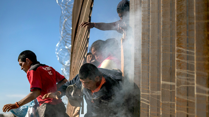 Varios miles de inmigrantes Hondureños rumbo a EEUU - Página 2 5bfc192ce9180f12708b4567