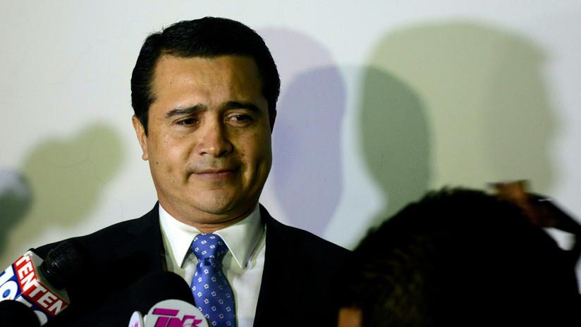 Acusan de narcotráfico en EE.UU. al hermano del presidente de Honduras