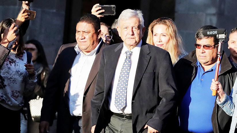 López Obrador anuncia convocatoria para elaborar una Constitución Moral