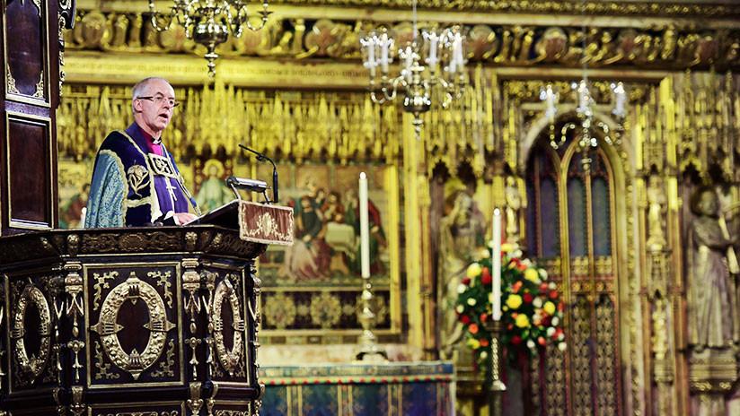 """El arzobispo de Canterbury: """"Dios no es hombre ni mujer"""""""