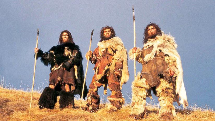 Descubren que los neandertales comerciaban entre sí hace 70.000 años