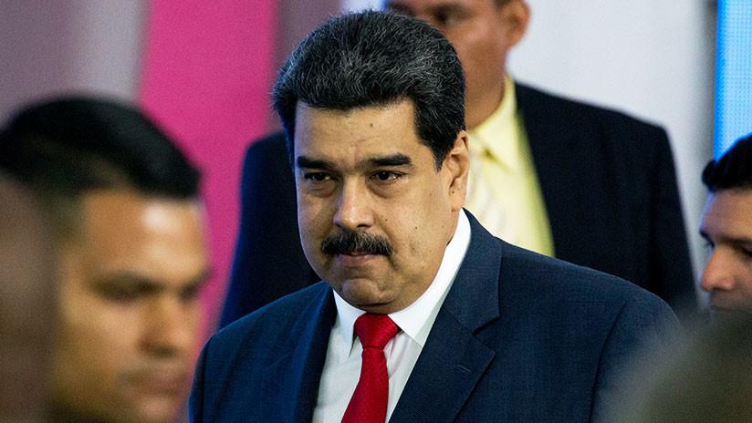 """Maduro invita a Bachelet a visitar Venezuela para que conozca """"al detalle"""" situación de DD.HH."""