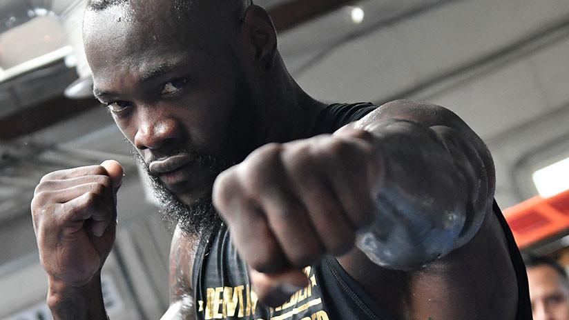 """El boxeador Deontay Wilder: """"Me encantaría experimentar un parto"""""""