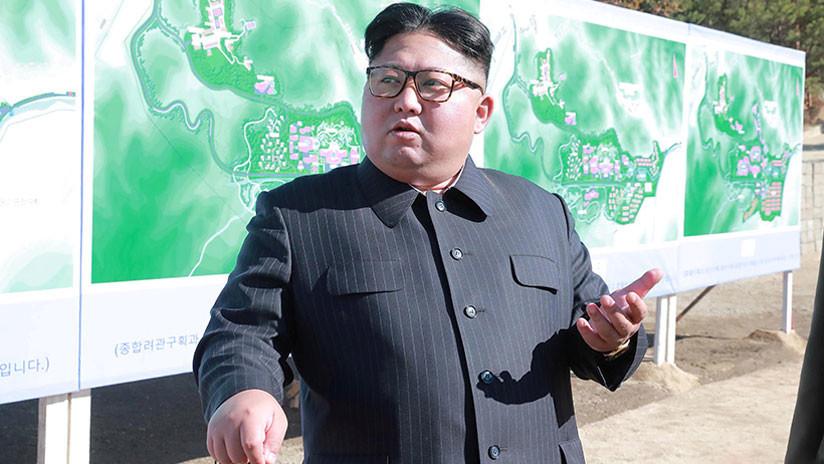 Kim Jong-un, abierto a permitir a los inspectores examinar la central nuclear de Yongbyon