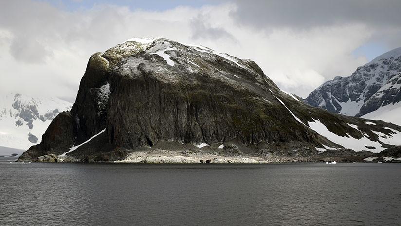 Resuelven el misterio de la mayor erupción en la Antártida en los últimos 12.000 años