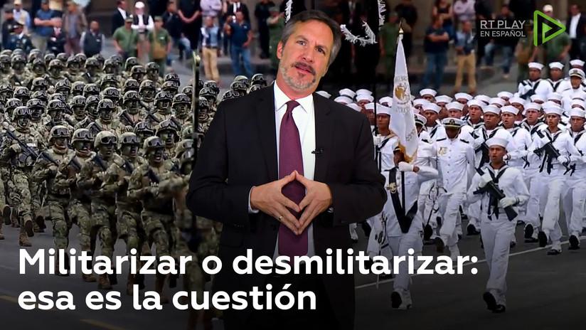 La Guardia Nacional de López Obrador