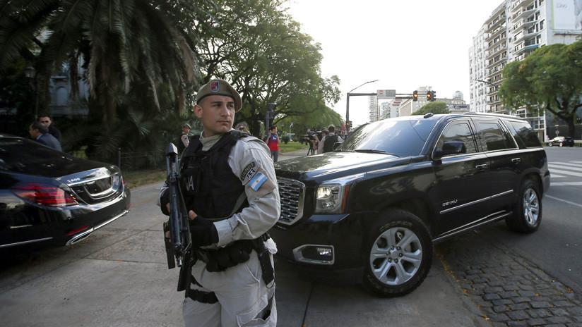 El príncipe saudí Mohammed bin Salmán llega a Buenos Aires para asistir al G20