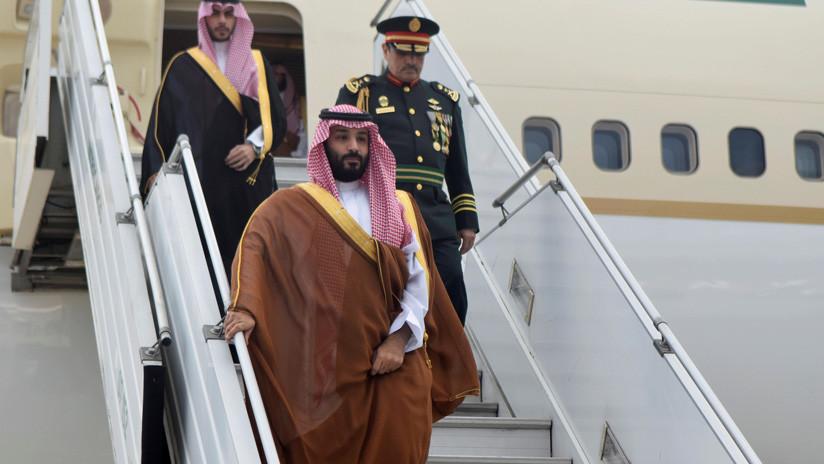 """Argentina aclara que el príncipe heredero de Arabia Saudita tiene """"inmunidades especiales"""""""