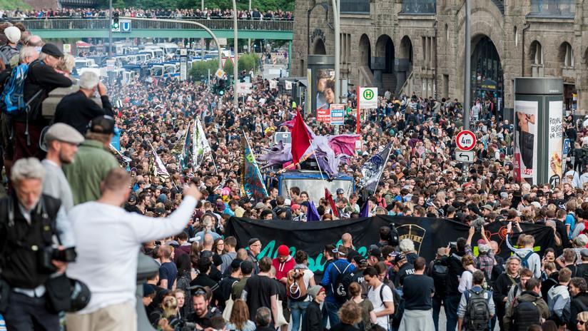"""Gobierno argentino autoriza manifestaciones durante el G20 pero """"sin caras tapadas"""""""