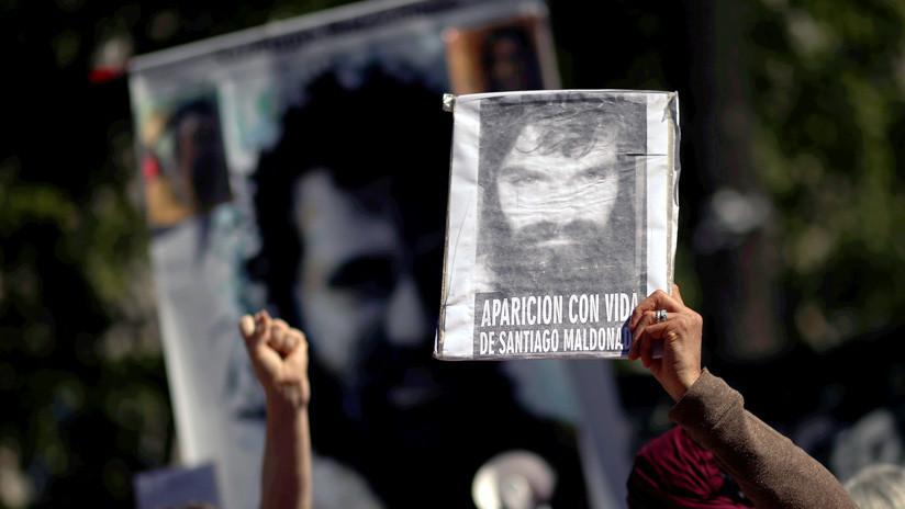 Justicia argentina cierra la causa por muerte de Santiago Maldonado y descarta desaparición forzada