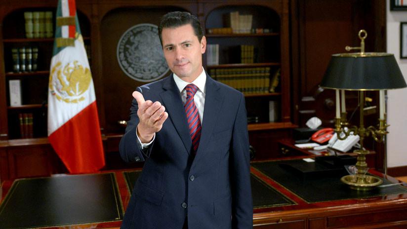 """""""Trabajé para impulsar las grandes transformaciones"""": Peña Nieto se despide de los mexicanos (VIDEO)"""