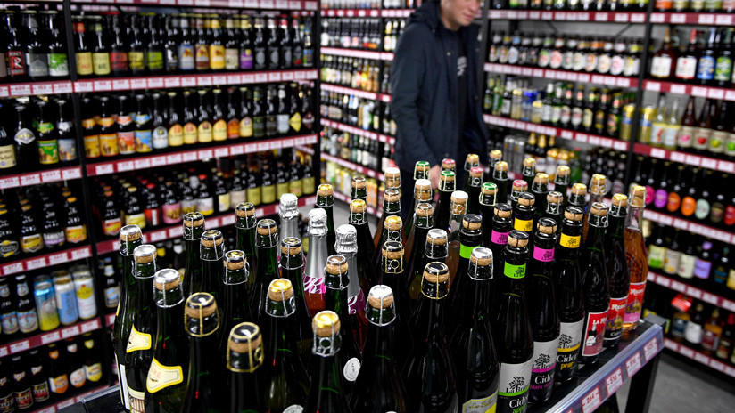 Moscú abre el mayor supermercado de cerveza del mundo