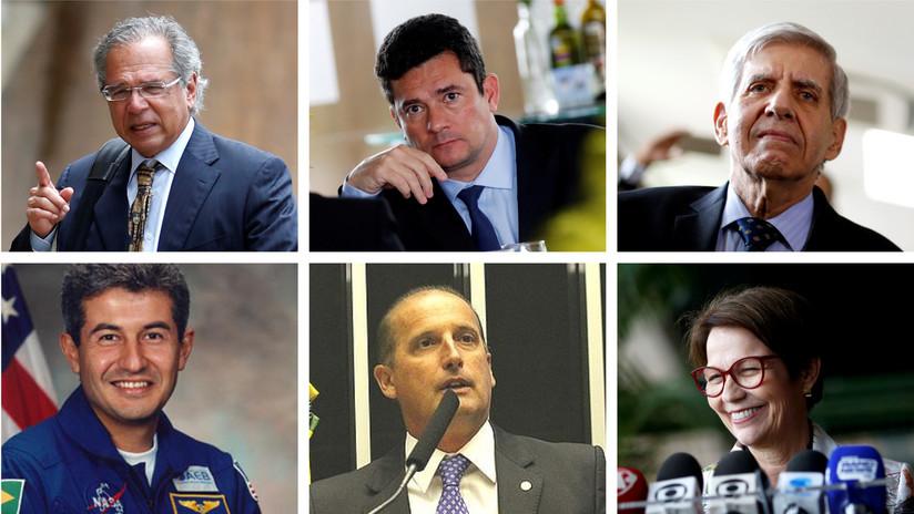 ¿Quién es quién en el Gobierno de Jair Bolsonaro?