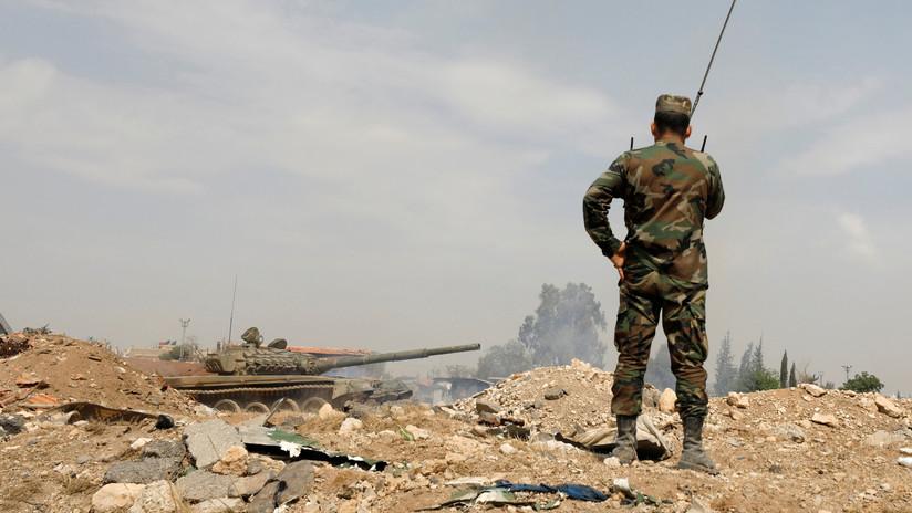La Cancillería siria acusa a Israel de apoyar a los terroristas