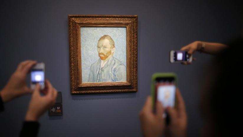 Descubren que una de las dos únicas fotos existentes de Van Gogh no es de él