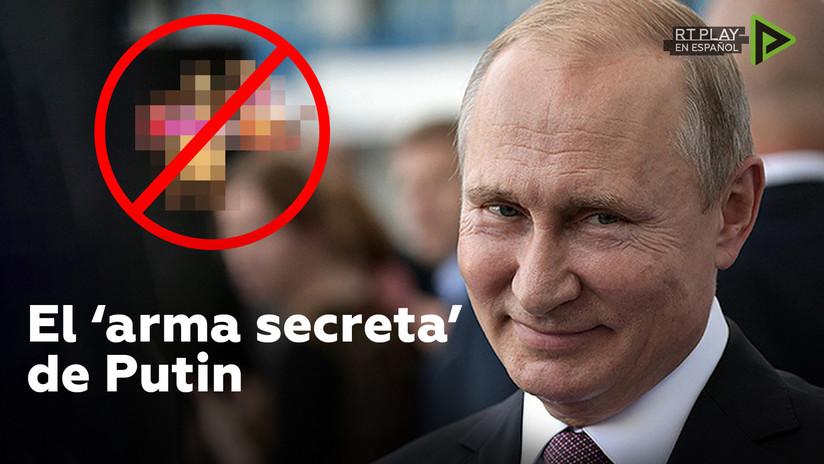 The Times: 'Masha y el oso', posible arma propagandística rusa