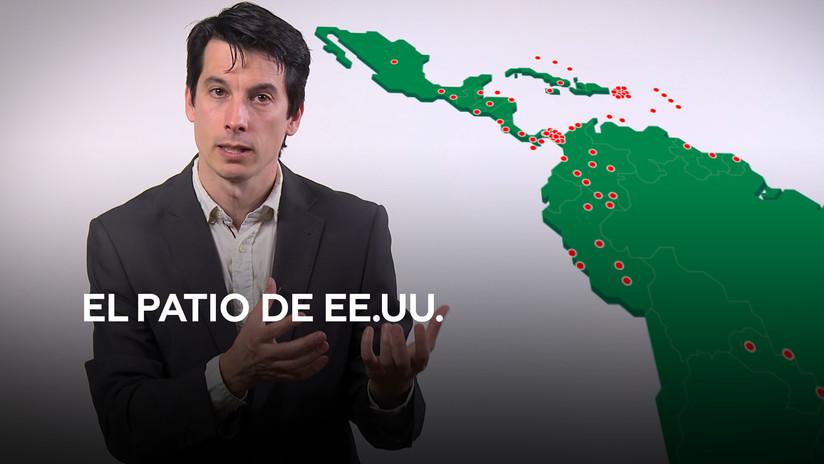 Latinoamérica: El Edén fortificado de EE.UU.