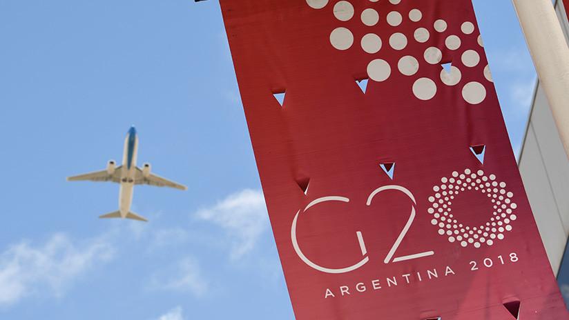 MINUTO A MINUTO: Argentina acoge la cumbre del G20