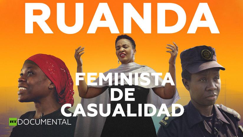Ruanda: Feminista de casualidad