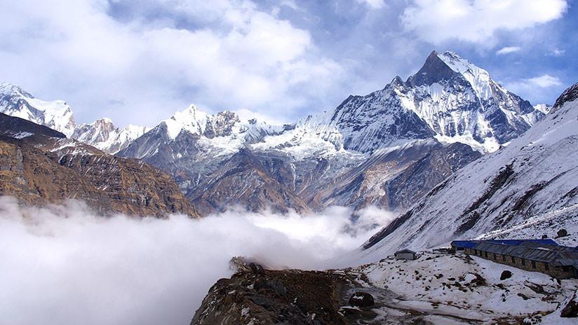 """Científicos advierten sobre inminente y """"catastrófico"""" terremoto de 8,5 o más en el Himalaya"""