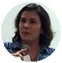 Lucia Pontes, abogada y defensora pública del estado de Río de Janeiro.