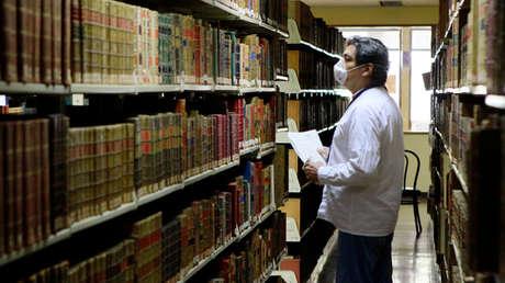 Biblioteca Manuel Arcaya, compuesta por 147.119 libros, una de las colecciones privadas más grandes de América Latina.