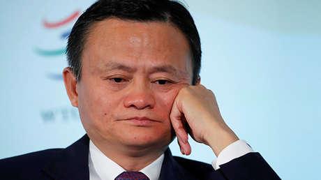 El multimillonario chino, Jack Ma